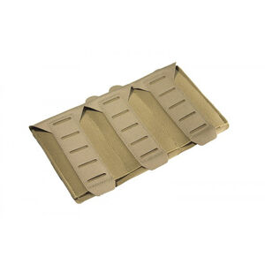 Blueforce Gear Stackable Ten-Speed Triple M4 Mag Pouch Coyote Brown HW-TSP-M4-3-SB-CB