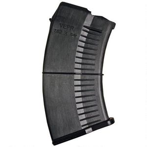 SGM Tactical VEPR Magazine 7.62x54R 10 Rounds Polymer Black SGMT76254R