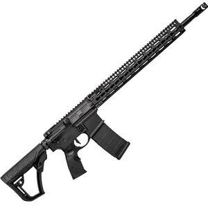 "Daniel Defense M4 AR-15 V11 PRO  Semi Auto Rifle 5.56 NATO 18"" Barrel 30 Rounds 15"" Free Float Keymod Rail Collapsible Stock Black 02-151-12033-047"