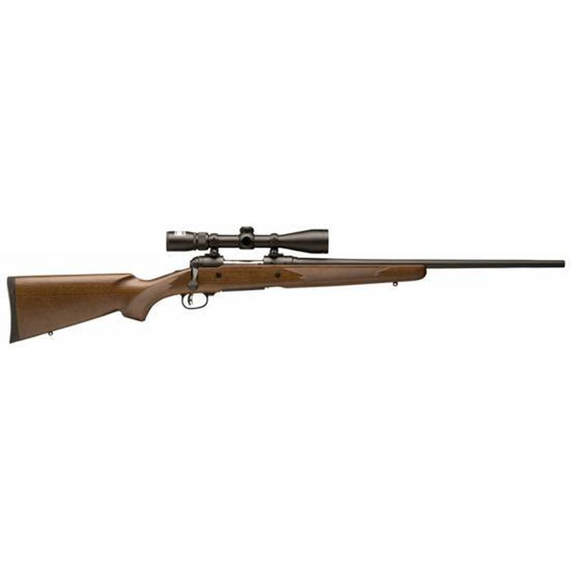 "Savage 10 Trophy Hunter XP Bolt Action Rifle .223 Rem 22"" Barrel 4 Rounds Wood Stock Black Finish 3-9x40 Scope 19714"