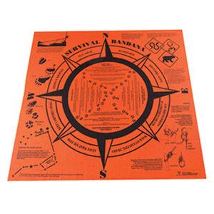5ive Star Gear Survival Handkerchief Orange