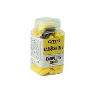 Otis Technoloy EarShield Foam Ear Plugs (50 Pack) FG-ESH-FPNC50