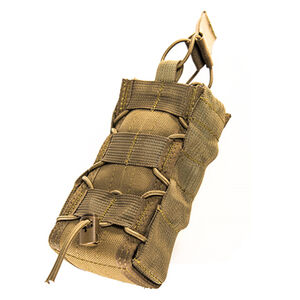 HSG Radio TACO Gear Pouch MOLLE Polymer Coyote Brown