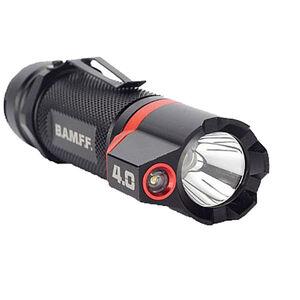 Striker Concepts B.A.M.F.F. 4.0 Dual LED Tactical Flashlight 400 Lumen