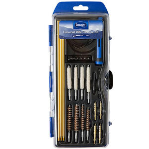 DAC Technologies Gunmaster 26 Piece Universal Hybrid Rifle Cleaning Kit With Flex Rod and 6 Piece Driver Set