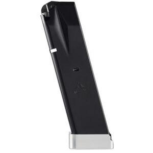 Mec-Gar SIG Sauer P226 X-Five Limited Magazine 9mm Luger 10 Rounds Anti-Friction Coating Steel Blue