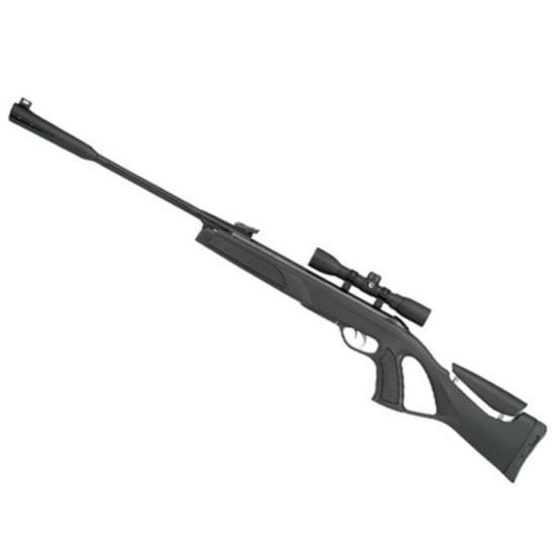 Gamo Whisper G2  22 Caliber Break-Action Air Rifle 975 fps 4X32 Air Rifle  Scope G2 Turbo Stabilizing System 611009415554