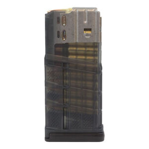 Lancer L7 Advanced Warfighter Magazine .308 Win/7.62 NATO 25 Rounds Polymer Translucent Smoke
