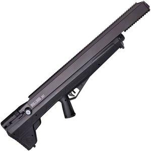 Crosman Benjamin Sheridan Bulldog .357 PCP Air Rifle 800 fps Steel Barrel Picatinny Rail Synthetic Bull Pup Stock Black BPBD3S