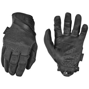 Mechanix Wear Specialty 0.5mm Covert Gloves Size Small Black