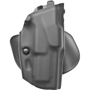 """Safariland 6378 ALS Paddle Holster Right Hand Springfield XD 9mm/.40S&W/.357SIG/.45ACP with 4"""" Barrel STX Tactical Finish Black 6378-148-131"""