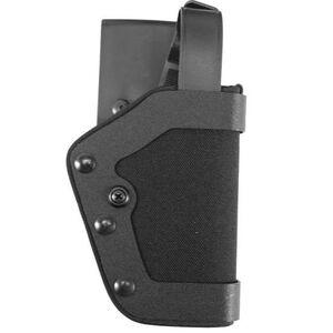 Uncle Mike's PRO-2 SIG Sauer P220, P226, P228, P229, P245, P229 DAK Level II Duty Holster Right Hand Size 21 Kodra Nylon Black 43221