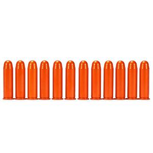 A-Zoom .38 Special Orange Snap-Cap Twelve Pack