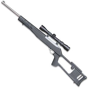 ATI Fiberforce Ruger 10/22 Dragunov Stock Glass Filled Polymer Black RUG3000