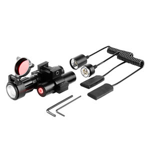 iPROTEC RM160LSR Light and Red Laser fits Long Guns and Handguns