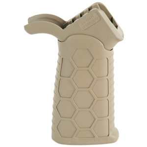 Hexmag AR-15 Advanced Tactical Grip Angle Adjustable Polymer Dark Earth HX-ATG-FDE