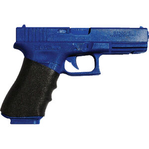 EZR Sport Gauntlet Large Grip Sleeve GLOCK Full Size 17/17L/20/21/22/24/31/34/35/37/40/41 Sorbothane Black