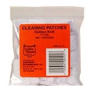 Southern Bloomer .17 Caliber Cotton Cleaning Patches 200 Count