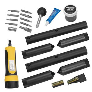 """Wheeler Professional Scope Mounting Kit Combo for 1"""" or 30mm Tubes"""