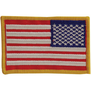 Voodoo Tactical Embroidered USA Military Flag Patch 20-908799001