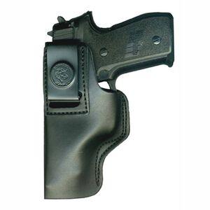 DeSantis Insider IWB Holster For Glock 42 43 43X Left Hand Leather Black 031BBD9Z0