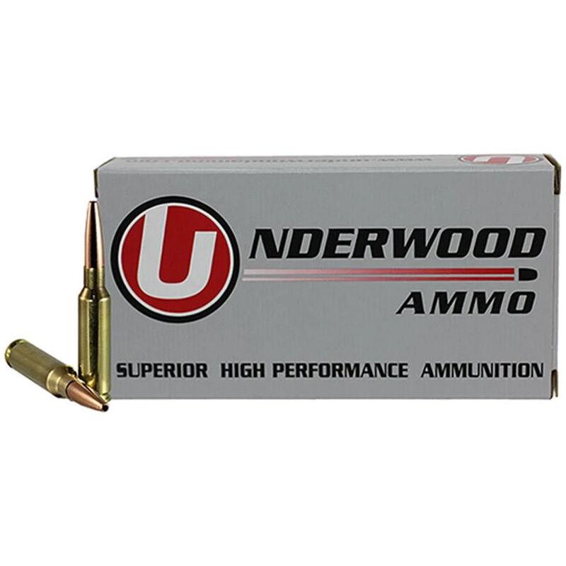 Underwood Ammo 6.5 Creedmoor 20 Round Box 122 Grain Controlled Chaos Lead Free 2950 fps