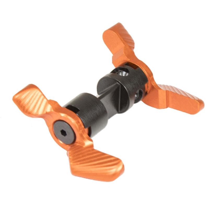 ODIN Works Ambidextrous Modular Safety Orange ACC-AMS-OR