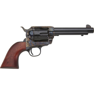 "E.M.F. GWII Californian .45 LC Revolver 5.5"" Barrel 6 Rounds Wood Grip Case Hardened/Black Finish"