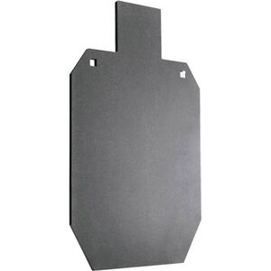 """Champion Traps and Targets Center Mass 1/3 IPSC AR500 .375"""" Steel Target"""