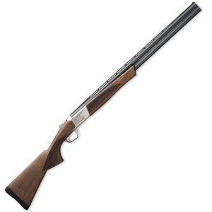 """Browning Cynergy Field Over/Under Shotgun 12 Gauge 26"""" Barrels 2 Rounds 3"""" Chambers Silver Nitride Receiver Black Walnut Stock Blued 018706305"""