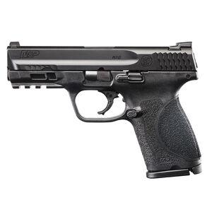 "S&W M&P40 M2.0 4"" Compact Semi Auto Pistol .40 S&W 13 Rounds No Thumb Safety Matte Black"