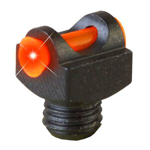 TRUGLO Star Brite Deluxe Shotgun Bead 5/40 Fiber Optic Red