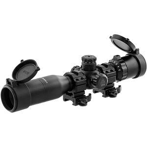 "Leapers UTG BugBuster 3-12x32mm Riflescope Mil-Dot Reticle 1"" Tube 1/3 MOA Adjustment AO Black Finish"
