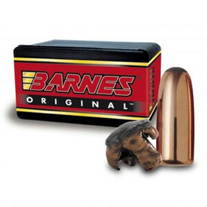 Barnes .38-55 Winchester Bullets 50 Projectiles FN FB 255 Grains