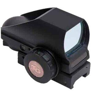 TRUGLO Tru-Brite Open Red/Green Sight 5 MOA Dot Single Illuminated Reticles Black Matte TG8385BN