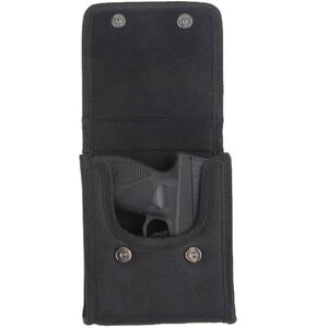 Bulldog Cases Vertical Cell Phone Style Holster Sub Compact Autos Ambidextrous Nylon Black BD848