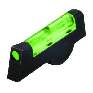 HiViz Front Sight S&W Revolver Green Fiber Optic Steel Black SW1002-G