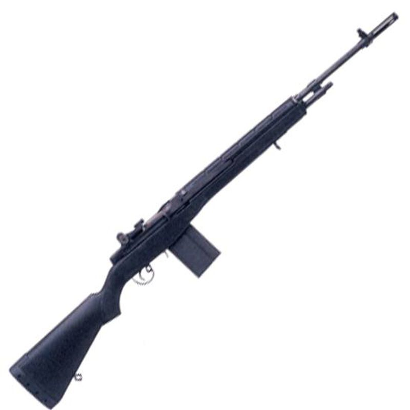 "Springfield Armory M1A Standard Issue .308 Win Semi Auto Rifle 22"" Barrel 10 Rounds Black Composite Stock Parkerized Finish"