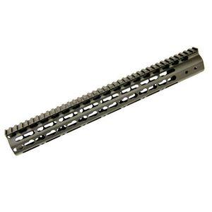 "Noveske AR-15 Free Float KeyMod Handguard 15"" Aluminum Matte Black"