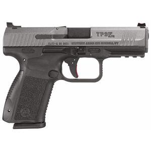 "Canik TP9SF Elite 9mm Luger 4.19"" Barrel 15 Rounds Polymer Frame Tungsten"