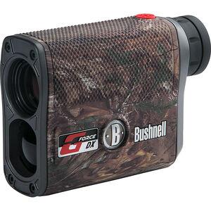 Bushnell G-Force DX ARC Laser 6x Rangefinder, 1300 Yds, Realtree Xtra Camo