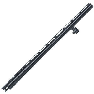 "Mossberg 500 All Purpose Barrel 12 Gauge 20"" Smooth Bore Shotgun Barrel 3"" Chamber Accu-Choke Compatible Blued Finish"