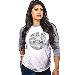 Nine Line National Parks Women's Cotton Long Sleeve Shirt