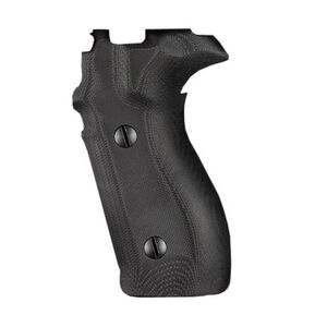 Hogue Sig P227 DA/SA Replacement G10 Grip Black