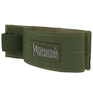 Maxpedition Hard-Use Gear SNEAK Universal Pistol Holster Insert with Magazine Retention Nylon OD Green 3535G