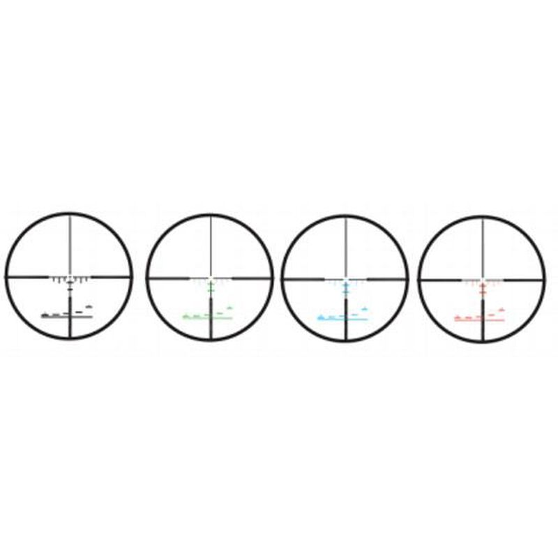 Sun Optics 4x32 Prismatic Rifle Scope For CQB R/G/B Reticle