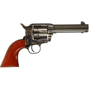 "Taylor's & Co Drifter .45 LC Single Action Revolver 4.75"" Octagonal Barrel 6 Rounds Walnut Grips Case Hardened/Blued Finish"