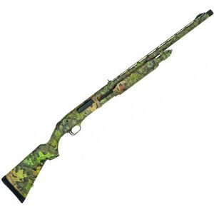 """Mossberg 835 Ulti-Mag Turkey Pump Action Shotgun 12 Gauge 3.5"""" Chamber 24"""" Overbored Vent Rib Barrel 5 Rounds Synthetic Stock Mossy Oak Obsession Camo"""