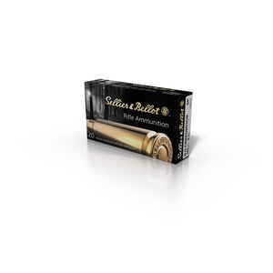 Sellier & Bellot 6.5 Creedmoor Ammunition 20 Rounds SP 140 Grains