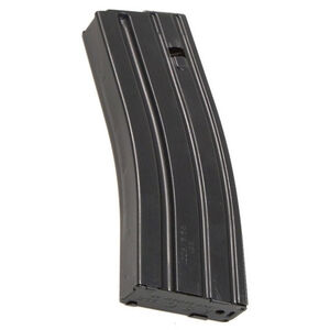 ASC AR-15 Magazine .223/5.56 30 Rounds Stainless Steel Black 30-223-SS-BM-B-ASC